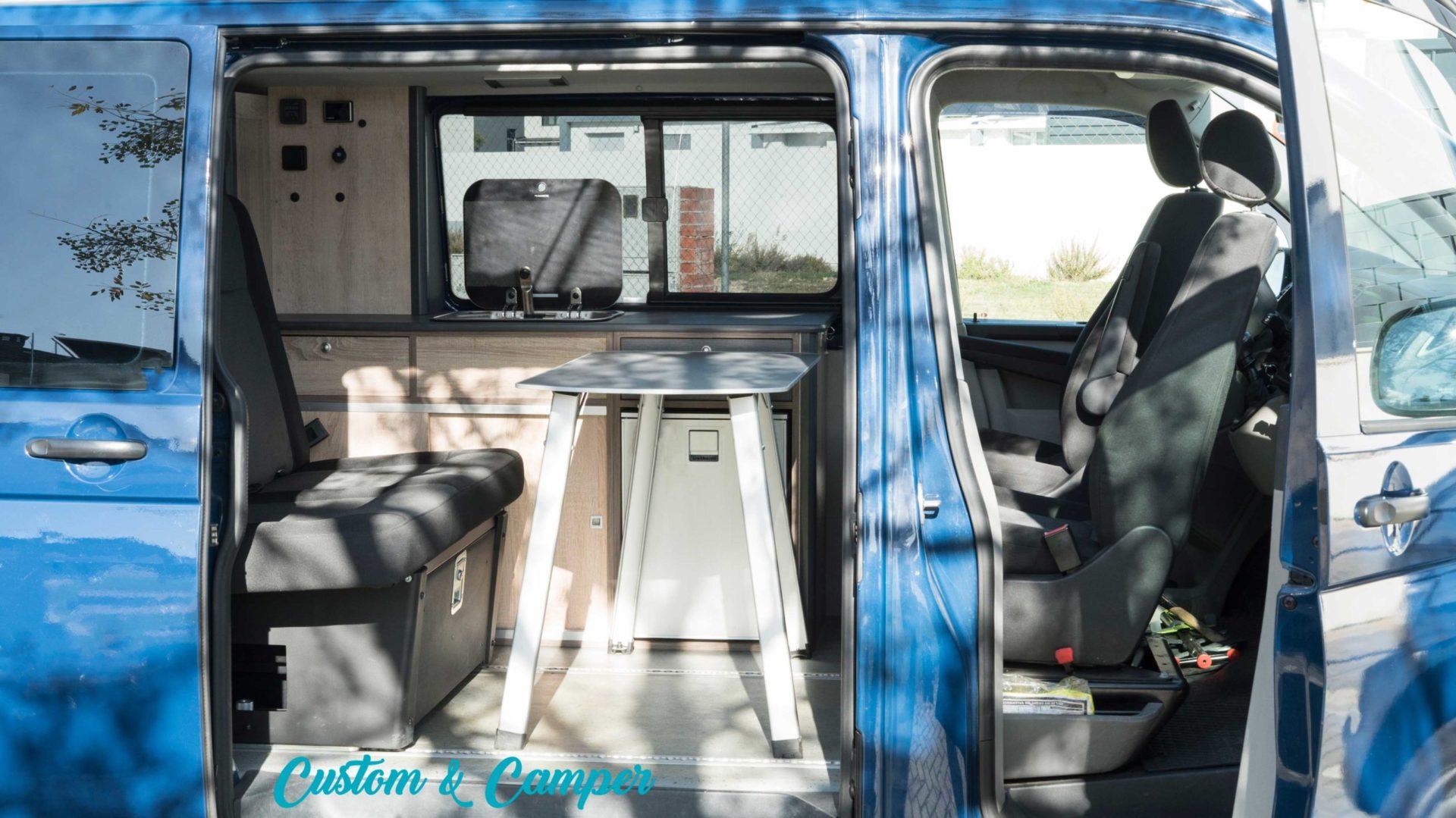 camperización-furgonetas-Madrid