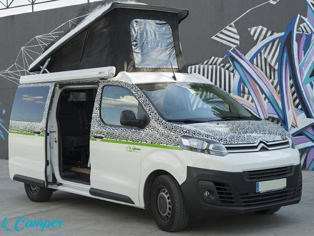 camperizacion-furgonetas-Madrid-techo-elevable